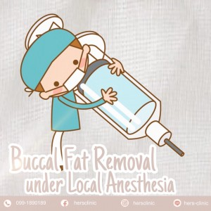 Minimally Invasive Technique : Only local anesthesia