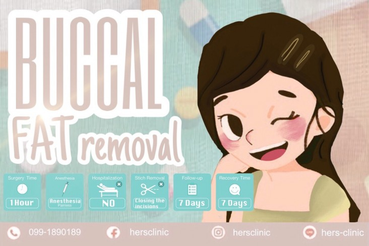 Buccal Fat Pad Removal : HERS clinic